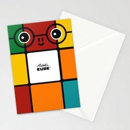 Rubik Stationery Cards