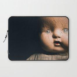 Antique Doll Laptop Sleeve