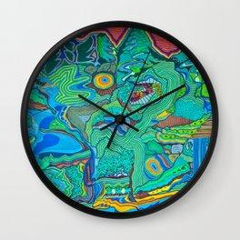 Chiapas Wall Clock