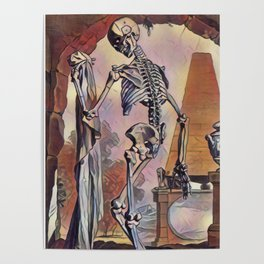 Dancing with the Dead Poster