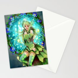 Forest Fea Stationery Cards
