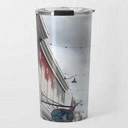 Hidden Alleyway Travel Mug
