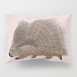 The joyous porcupine Pillow Sham