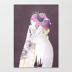 Forgetful Witch Canvas Print