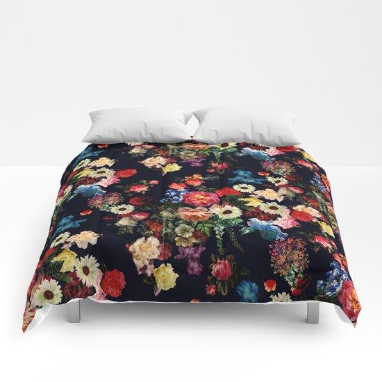 Botanic Pattern Comforters