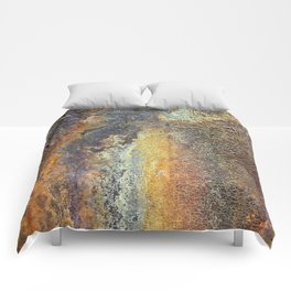 Oxidized Pattern Comforters