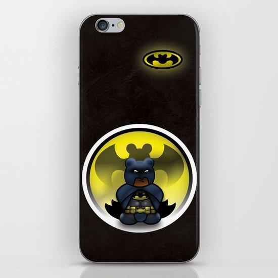 Super Bears - the Moody One iPhone & iPod Skin