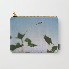 Kite in Sunflower Field  Carry-All Pouch