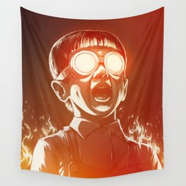 FIREEE! Wall Tapestry