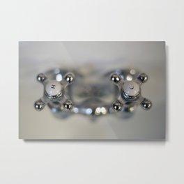 Bath Fixtures Metal Print