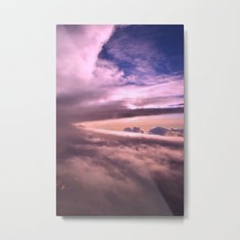Cloudscape - 4 Metal Print