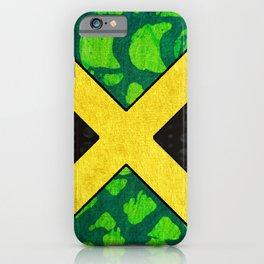 Jamaican Pride Flag iPhone Case