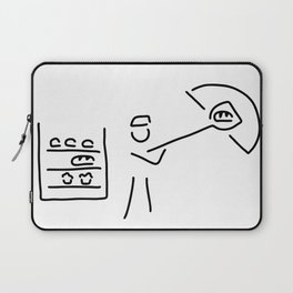baker's craft Laptop Sleeve