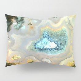 Geode Fairyland - Inverted Art Series Pillow Sham