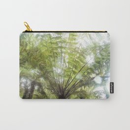 Fern tree, NZ Carry-All Pouch
