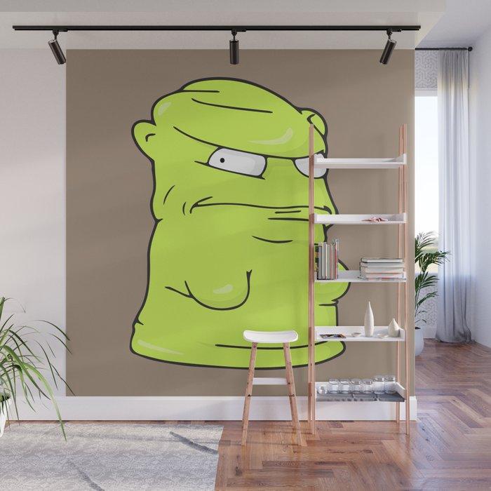 Melted Kuchi Kopi Bob S Burgers Wall Mural