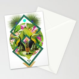 ▲ TROPICANA ▲ by KRIS TATE x BOHEMIAN BLAST Stationery Cards