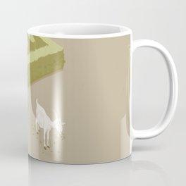 Do you solve problems by using logic or instinct? Coffee Mug