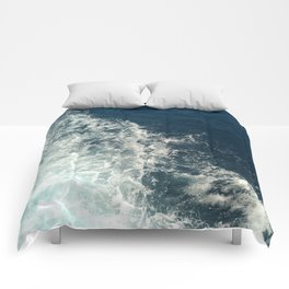 Sea Trails 2 Comforters
