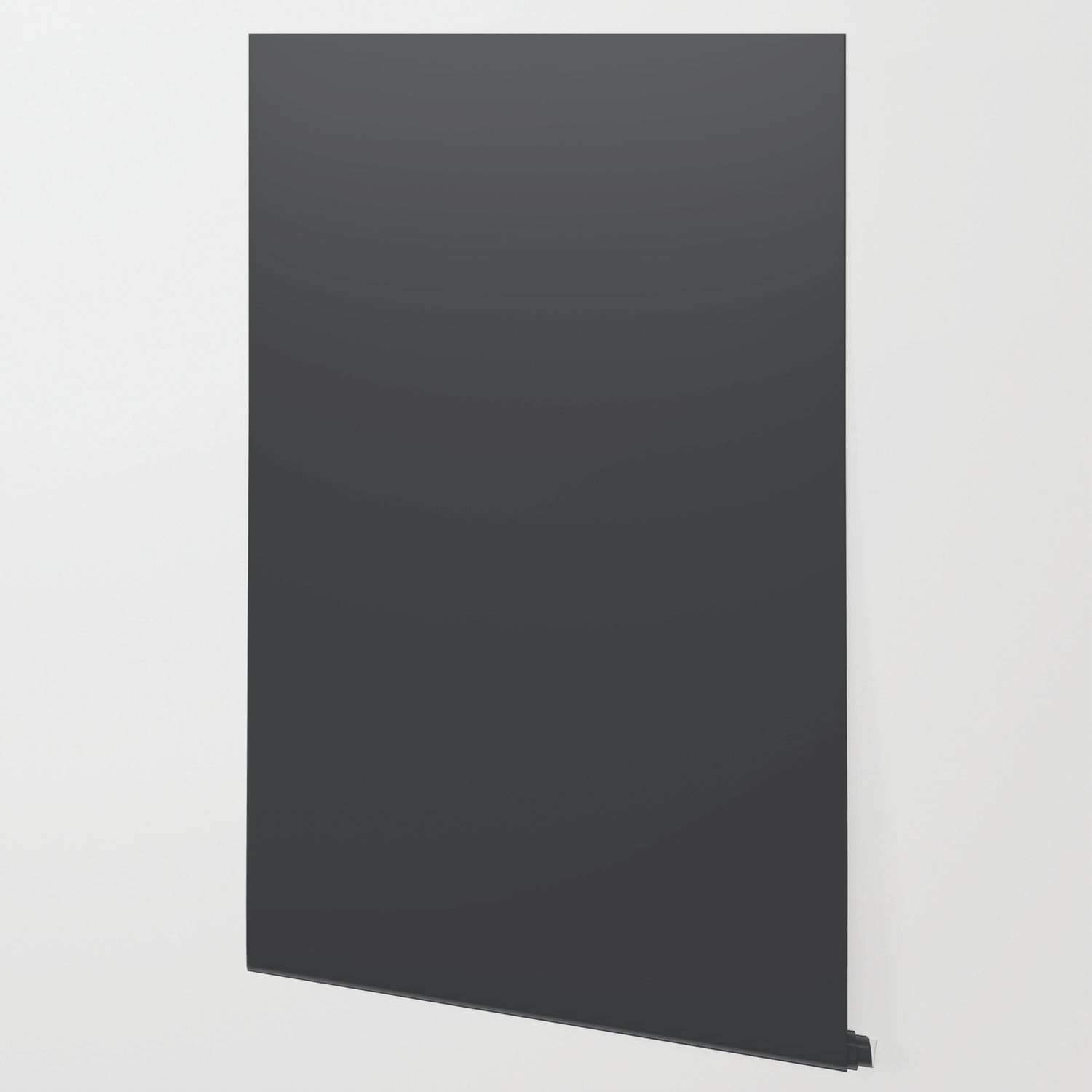 Dunn Edwards 2019 Curated Colors Dark Engine Dark Gray Charcoal Gray De6350 Solid Color Wallpaper