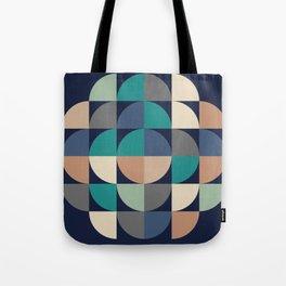 Gestalt Geometric Tote Bag