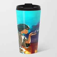 The Dragon Boy Metal Travel Mug