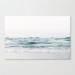 Ocean, waves Canvas Print
