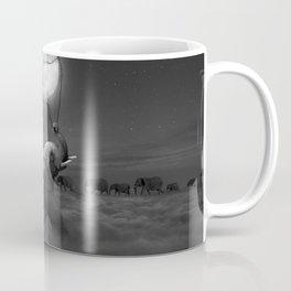 Bringing Light to the Darkness Coffee Mug
