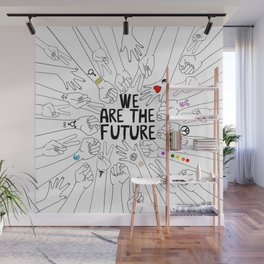We Are The Future Tattoos Part 2 Wall Mural