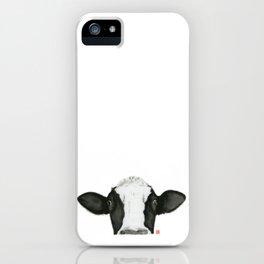 Curious Pauline iPhone Case