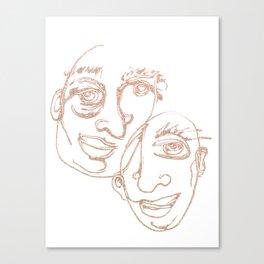 SPARKLE / 016 Canvas Print