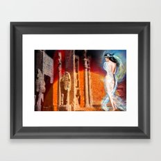 CONTEMPLATION  Framed Art Print
