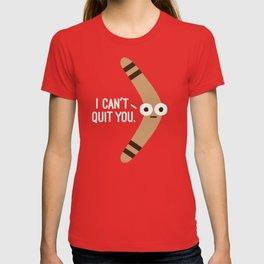 Boomerangst T-shirt