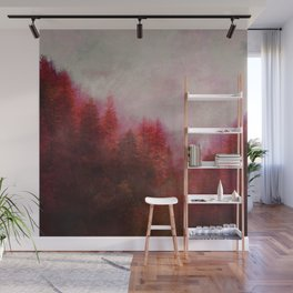Dreamy Autumn Forest Wall Mural