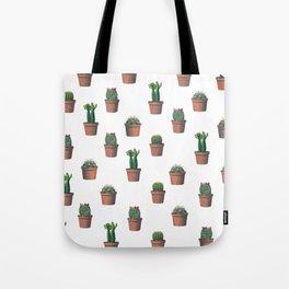 Cactus Multi  Tote Bag