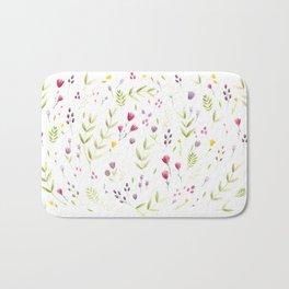 Berry Bouquet Bath Mat