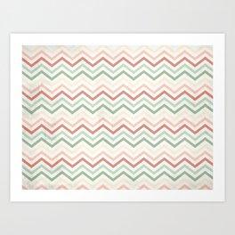 Retro 60 - Third Wave Art Print