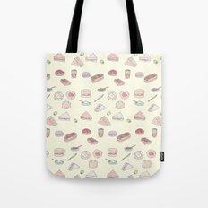 Cream Tea Tote Bag