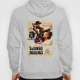 Django unchained alternative poster Hoody