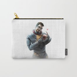 Gordon Freeman and Lamarr Carry-All Pouch
