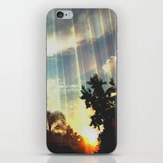Enter to the Divine iPhone & iPod Skin