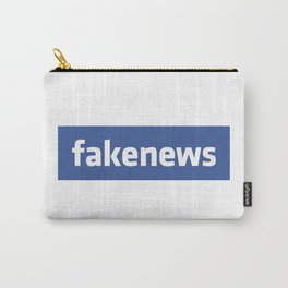 fakenews Carry-All Pouch