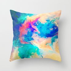 Daub Throw Pillow