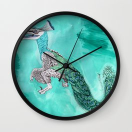 Velocicock  Wall Clock