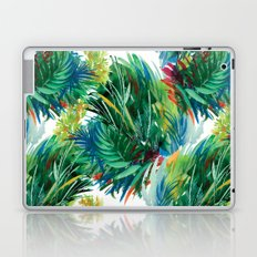 Tropical Watercolor Pattern Laptop & iPad Skin
