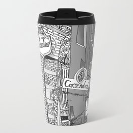 Street Metal Travel Mug