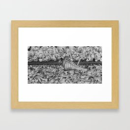 Ruff Seas Framed Art Print