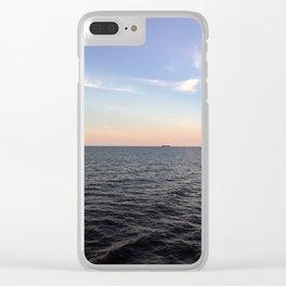 in the chesapeake Clear iPhone Case