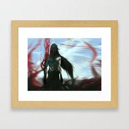 Ichigo Kurosaki Framed Art Print