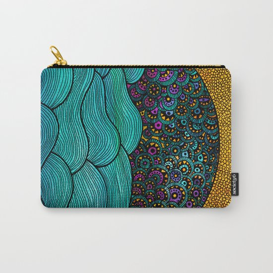 Oceania Carry-All Pouch